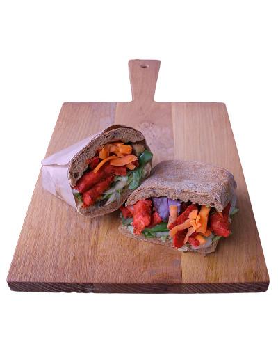 Tandoori kylling Sandwich