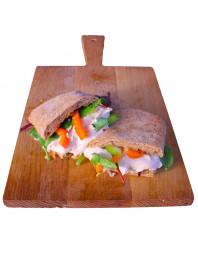 Humus Sandwich