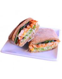 Mexikansk kylling Sandwich