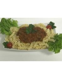 Dagens ret Mandag Pasta m/ kødsovs